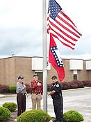 2016.05.26 - Ribbon Cutting Flag Raising