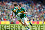 Paul Murphy Kerry in action against  Galway in the All Ireland Senior Football Quarter Final at Croke Park on Sunday.