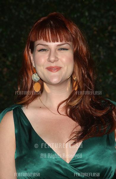 Actress SARA RUE at the 13th Annual Environmental Media Awards in Los Angeles..November 5, 2003