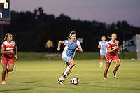 Boyds, MD - Saturday June 03, 2017:  Morgan Brian during a regular season National Women's Soccer League (NWSL) match between the Washington Spirit and the Houston Dash at Maureen Hendricks Field, Maryland SoccerPlex