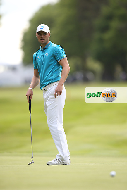Martin Kaymer (GER) during Round Two of the 2015 BMW PGA Championship over the West Course at Wentworth, Virginia Water, London. 22/05/2015Picture David Lloyd, www.golffile.ie.