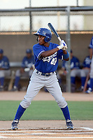 Darian Sandford - AZL Royals - 2010 Arizona League. .Photo by:  Bill Mitchell/Four Seam Images..