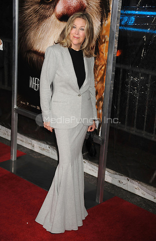 Catherine O'Hara attends the NY film premiere of Where The Wild Things Are at Alice Tully Hall  in New York City. October 13, 2009. Credit: Dennis Van Tine/MediaPunch
