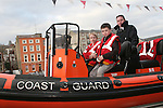 Jack McConnell and Alan McGahon in the Coastguard boat at Scotch Hall..Photo NEWSFILE/Jenny Matthews.(Photo credit should read Jenny Matthews/NEWSFILE)....This Picture has been sent you under the condtions enclosed by:.Newsfile Ltd..The Studio,.Millmount Abbey,.Drogheda,.Co Meath..Ireland..Tel: +353(0)41-9871240.Fax: +353(0)41-9871260.GSM: +353(0)86-2500958.email: pictures@newsfile.ie.www.newsfile.ie.FTP: 193.120.102.198.