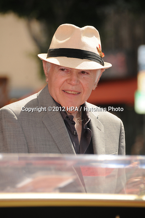 LOS ANGELES - SEP 10:  Walter Koenig at the Hollywood Walk of Fame Star Ceremony for Walter Koenig at Walk of Fame on September 10, 2012 in Los Angeles, CA