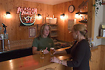 Alaska, Juneau: Alaskan Brewing Company, tasting room..Photo #: alaska10066 .Photo copyright Lee Foster, 510/549-2202, lee@fostertravel.com, www.fostertravel.com..