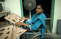 "S?dasien Asien Indien IND Madras , Life help center fuer behinderte Menschen , Frauen arbeiten in Holz Werkstatt  - Behinderung behindert Behinderte Krankheit Krankheit Gesundheit Gesundheitssystem Patient Patienten Armutsbekaempfung Armut Hilfe Betreuung humanitaere aerztliche Versorgung Inder indisch xagndaz | .South Asia India Chennai , life help center for handicapped people  - health illness sickness aid poor social system disabled handicap physical .| [ copyright (c) Joerg Boethling / agenda , Veroeffentlichung nur gegen Honorar und Belegexemplar an / publication only with royalties and copy to:  agenda PG   Rothestr. 66   Germany D-22765 Hamburg   ph. ++49 40 391 907 14   e-mail: boethling@agenda-fototext.de   www.agenda-fototext.de   Bank: Hamburger Sparkasse  BLZ 200 505 50  Kto. 1281 120 178   IBAN: DE96 2005 0550 1281 1201 78   BIC: ""HASPDEHH"" ,  WEITERE MOTIVE ZU DIESEM THEMA SIND VORHANDEN!! MORE PICTURES ON THIS SUBJECT AVAILABLE!! INDIA PHOTO ARCHIVE: http://www.visualindia.net ] [#0,26,121#]"