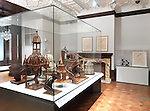 Installation view of Models & Prototypes Gallery. Photo by Matt Flynn © 2014 Cooper Hewitt, Smithsonian Design Museum