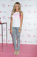 NEW YORK CTY, NY- July 19, 2012: Ashley Tisdale kicks off PUMA's Project Pink Initiative at Macy's Herald Square in New York City. © RW/MediaPunch Inc. /*NORTEPHOTO.com*<br />