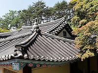 Konfuzius-Akademie Dosan Seowon bei Andong, Provinz Gyeongsangbuk-do, S&uuml;dkorea, Asien<br /> Confucius Academy Dosan Seowon near Andong,  province Gyeongsangbuk-do, South Korea, Asia