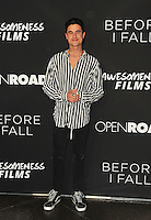 www.acepixs.com<br /> <br /> March 1 2017, LA<br /> <br /> Kian Lawley arriving at the premiere of 'Before I Fall' at the Directors Guild Of America on March 1, 2017 in Los Angeles, California<br /> <br /> By Line: Peter West/ACE Pictures<br /> <br /> <br /> ACE Pictures Inc<br /> Tel: 6467670430<br /> Email: info@acepixs.com<br /> www.acepixs.com