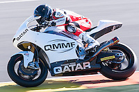 roman ramos at pre season winter test IRTA Moto3 & Moto2 at Ricardo Tormo circuit in Valencia (Spain), 11-12-13 February 2014