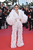 Araya Hargate<br /> CANNES, FRANCE - MAY 11: ''Ash Is The Purest White' (Jiang Hu Er Nv)'during the 71st annual Cannes Film Festival at Palais des Festivals on May 11, 2018 in Cannes, France. <br /> CAP/PL<br /> &copy;Phil Loftus/Capital Pictures