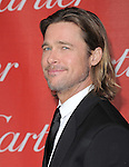 Brad Pitt attends the 2012 Palm Springs International Film Festival Awards Gala held at The Palm Springs Convention Center in Palm Springs, California on January 07,2012                                                                               © 2012 Hollywood Press Agency