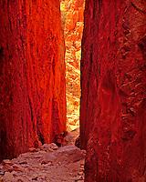 Standley Chasm, McDonald National Park, Northern Territory, Australia