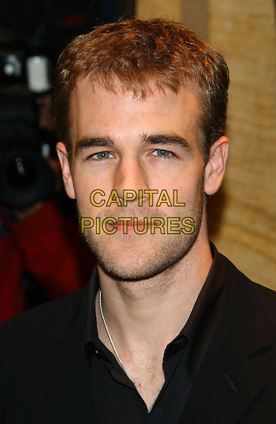 JAMES VAN DER BEEK.Empire Awards 2003.Dorchester Hotel.www.capitalpictures.com.sales@capitalpictures.com.© Capital Pictures.unshaven