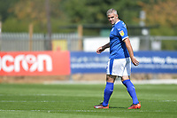 Steve McNulty of Tranmere Rovers during Stevenage vs Tranmere Rovers, Sky Bet EFL League 2 Football at the Lamex Stadium on 4th August 2018
