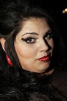 SAO PAULO, SP, 06 DE DEZEMBRO 2012 - SHOW LIVE AMY WINEHOUSE - A mezosoprano Suê se apresenta na tradicional Sala Lilian Gonçalves em Sao Paulo,numa homenagem a cantora Amy Winehouse. No bairro de Santa Cecilia, zona central da capital, quinta-feira, 06  -  FOTO: LOLA OLIVEIRA/BRAZIL PHOTO PRESS