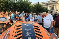 #63 GRT GRASSER RACING TEAM (AUT) LAMBORGHINI HURACAN GT3 PRO CUP MIRKO BORTOLOTTI (ITA) CHRISTIAN ENGELHART (DEU) ANDREA CALDARELLI (ITA)