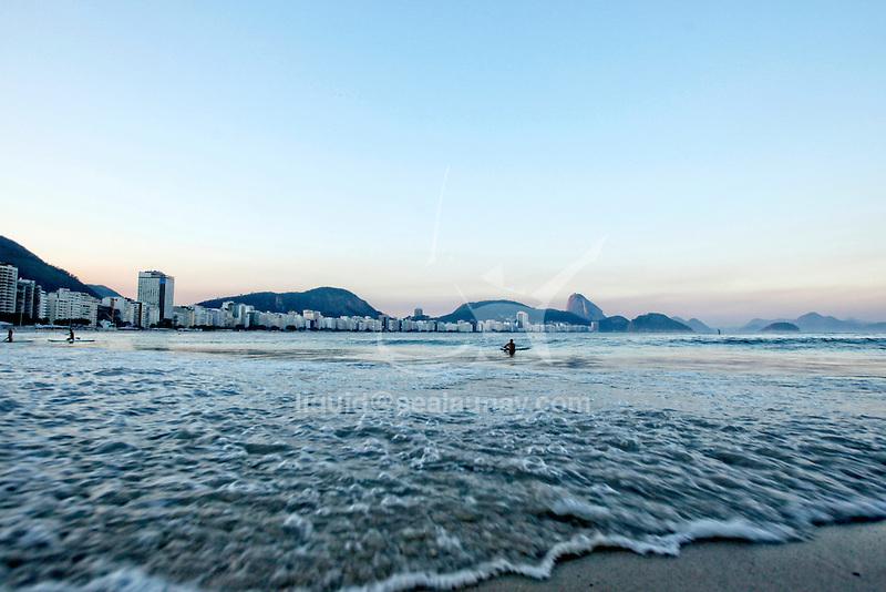 Copacabana, Rio de Janeiro, Brazil.