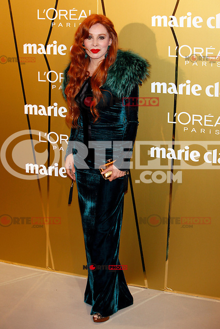 Nacha Guevara attends Marie Claire Prix de la Moda awards 2012 at French Embassy in Madrid. November 22, 2012. (ALTERPHOTOS/Caro Marin) /NortePhoto