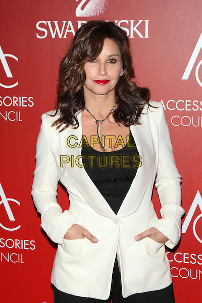 NEW YORK, NY - NOVEMBER 2: Gina Gershon attends the Accessories Council 2015 ACE Awards at Cipriani 42nd Street  on November 2, 2015 in New York City.  <br /> CAP/MPI99<br /> &copy;MPI99/Capital Pictures