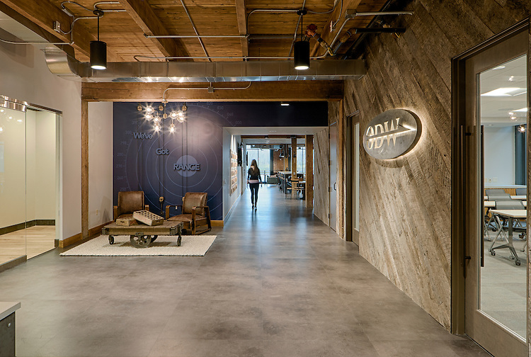 ODW Logistics at the Buggyworks   Turner Construction, M+A Architects, HOK & Dupler Office Supply