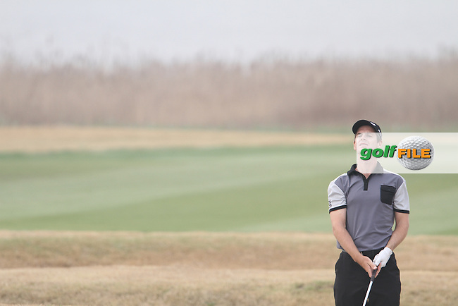 Scott Strange (AUS) on the 6th during the Pro Am for the 2012 Volvo China Open at Binhai Lake Golf Club, Tianjin, China....(Photo Jenny Matthews/www.golffile.ie)