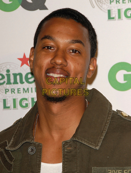 WESLEY JONATHAN.attends The GQ Celebration of Heineken Premium Light held at Les Deux in Hollywood, California, USA, .March 13 th 2007..portrait headshot.CAP/DVS.©Debbie VanStory/Capital Pictures