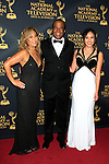 LOS ANGELES - APR 24: Carole Mar, Cleaveland O'Neill III, Kylie Erica Mar at The 42nd Daytime Creative Arts Emmy Awards Gala at the Universal Hilton Hotel on April 24, 2015 in Los Angeles, California