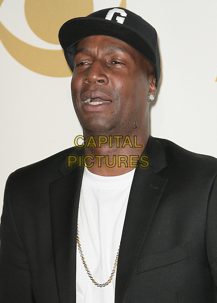 Grandmaster Flash (Joseph Saddler).The GRAMMY Nominations Concert Live held at the Nokia Theatre L.A. Live, Los Angeles, California, USA.  .November 30th, 2011.headshot portrait necklace black jacket white top baseball cap hat.CAP/ADM.©AdMedia/Capital Pictures.