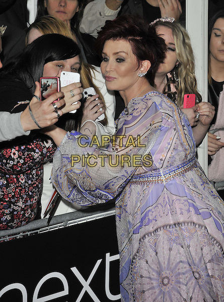 LONDON, ENGLAND - JUNE 03: Sharon Osbourne attends the Glamour Women Of The Year Awards 2014, Berkeley Square Gardens, Berkeley Square, on Tuesday June 03, 2014 in London, England, UK.<br /> CAP/CAN<br /> &copy;Can Nguyen/Capital Pictures