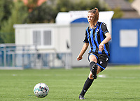 Brugge's Nicky Van Den Abbeele pictured during a female soccer game between Club Brugge Dames YLA and Racing Genk Ladies on the second matchday of the 2020 - 2021 season of Belgian Scooore Women s SuperLeague , saturday 5 th of September 2020  in Brugge , Belgium . PHOTO SPORTPIX.BE   SPP   DAVID CATRY