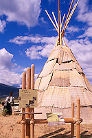 Nk'Mip Desert Cultural Centre (Aboriginal Centre - owned by Osoyoos Indian Band), Osoyoos, South Okanagan Valley, BC, British Columbia, Canada