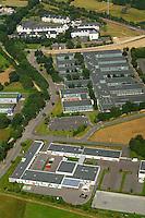 Bruz - Campus de Ker Lann - IME le Triskel et la Faculte des Metiers