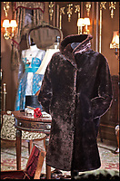 Titanic price for Titanic fur coat.