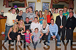 Birthday Boy - Wayne Conway from Marian Park seated centre having a wonderful time with family and friends at his 18th birthday party held in the John Mitchell's GAA Clubhouse on Saturday night......... ............   Copyright Kerry's Eye 2008