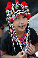 The Hmong are an Asian ethnic group from the mountainous regions of China, Vietnam, Laos, and Thailand. Hmong are also one of the sub-groups of the Miao ethnicity in southern China. Hmong groups began a gradual southward migration in the 18th century due to political unrest and to look for more arable land..
