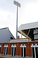A general view of Craven Cottage stadium during the Carabao Cup match between Fulham and Bristol Rovers at Craven Cottage, London, England on 22 August 2017. Photo by Carlton Myrie.