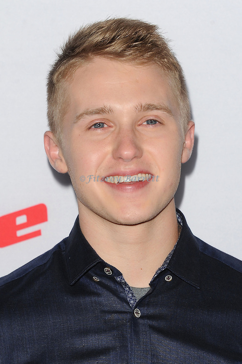 Corey Kent White arriving NBC's The Voice Season 8 Red Carpet Event held at the Pacific Design Center Los Angeles CA. April 23, 2015
