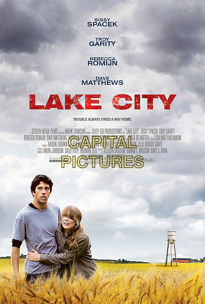 POSTER ART.in Lake City.*Filmstill - Editorial Use Only*.CAP/FB.Supplied by Capital Pictures.