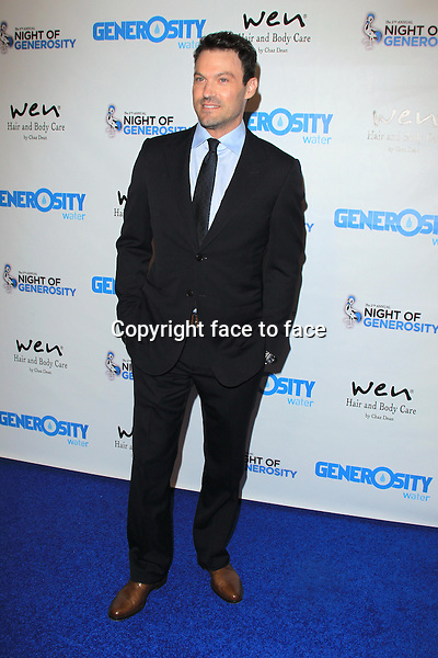 BEVERLY HILLS, CA - SEPTEMBER 06:Brian Austin Green at Generosity Water's 5th Annual Night of Generosity Benefit at the Beverly Hills Hotel on September 6, 2013 in Beverly Hills, California. Credit: mpi28/MediaPunch Inc.<br />