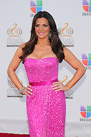Barbara Bermudo at Univision's Premio Lo Nuestro a La Musica Latina at American Airlines Arena on February 16, 2012 in Miami, Florida. © mpi10/MediaPunch Inc
