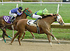 Roundly winning at Delaware Park on 10/30/10