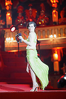 "Milla Jovovich is singing at the ""20th Life Ball"" AIDS Charity Gala 2012 held at the Vienna City Hall. Vienna, Austria, 19th May 2012...Credit: Wendt/face to face /MediaPunch Inc. ***FOR USA ONLY**"