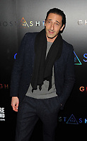 NEW YORK, NY - March 29: Adrien Brody ttends the 'Ghost In The Shell' premiere hosted by Paramount Pictures & DreamWorks Pictures at AMC Lincoln Square Theater on March 29, 2017 in New York City. @John Palmer / Media Punch