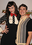 LOS ANGELES, CA - DECEMBER 03: Karmin, Amy Heidemann and Nick Noonan attend 102.7 KIIS FM's Jingle Ball at the Nokia Theatre L.A. Live on December 3, 2011 in Los Angeles, California.