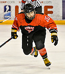 03.01.2020, BLZ Arena, Füssen / Fuessen, GER, IIHF Ice Hockey U18 Women's World Championship DIV I Group A, <br /> Frankreich (FRA) vs Japan (JPN), <br /> im Bild Shizuku Omiya (JPN, #10)<br /> <br /> Foto © nordphoto / Hafner