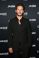 CULVER CITY, CA - MARCH 7: Ryan Kwanten, pictured at Crackle's The Oath Premiere at Sony Pictures Studios in Culver City, California on March 7, 2018. <br /> CAP/MPIFS<br /> &copy;MPIFS/Capital Pictures