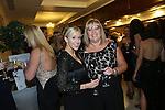 The Parc Hotel 130 years anniversary dinner.<br /> Julie Leaden &amp; Leanne Brock<br /> 23.10.14<br /> &copy;Steve Pope-FOTOWALES